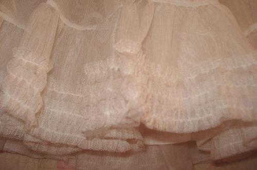 Repetto skirt ruffles