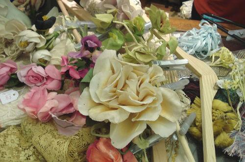 Portobello road_pastel millinery flowers
