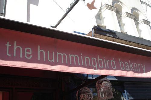 Portobello road_hummingbird bakery