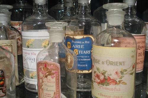 Liberty label bottles