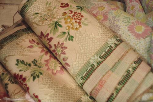 Alfies vintage fabric remnants