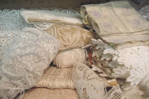 Alfies vintage lace