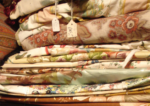Alfies vintage fabric