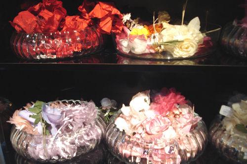 Liberty milliney flower jars