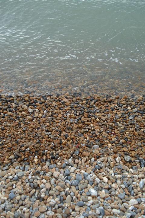 Brighton_rocky shore