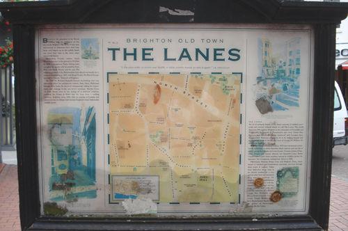 Brighton_the lanes_sign