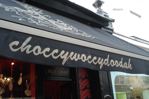 Choccywoccydoodah.Brighton