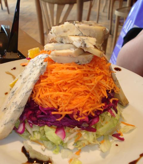 Alfies salad