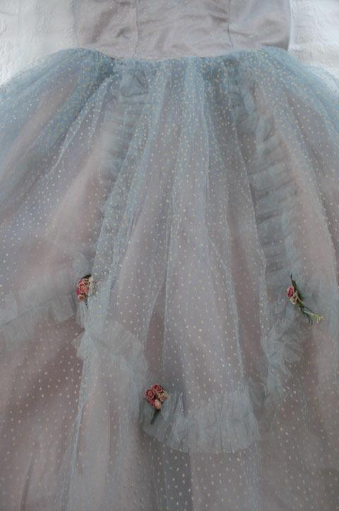 Prom dress_skirt