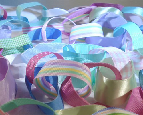 Ribbon garland_3