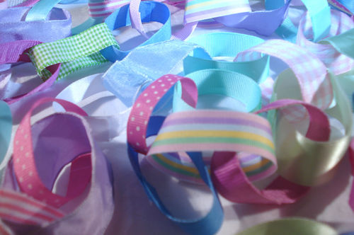 Ribbon garland_1
