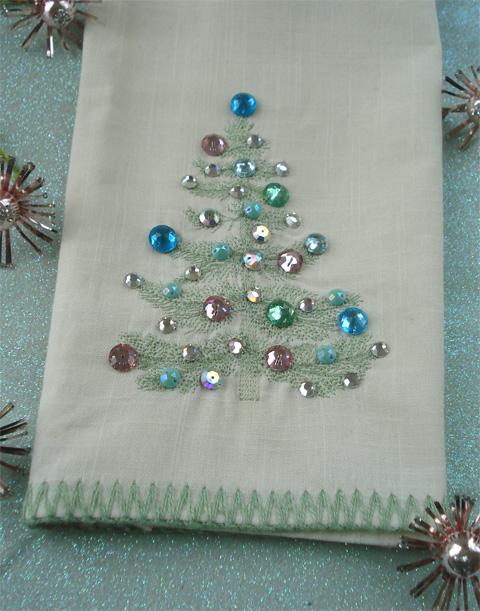 Tree tea towel_target tuesday_4