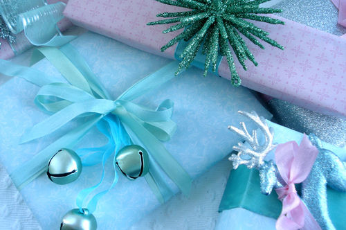 Target_wrapped gifts