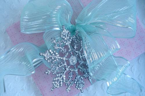 Target_snowflake ornament