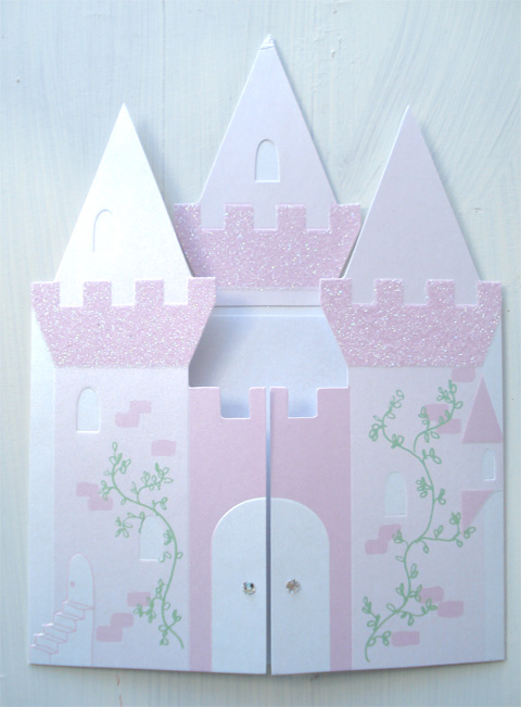 Princess Invite Blog 5 How Cute Are These Pretty Pink Castles Lovely Invites