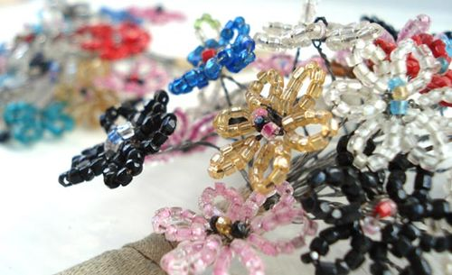 French beaded flowers_blog_3