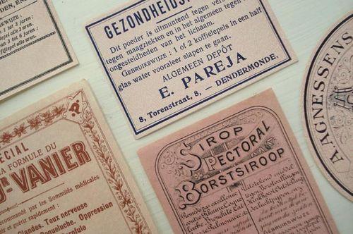 Vintage labels_18