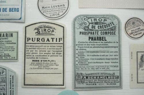 Vintage labels_10