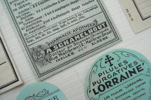 Vintage labels_11