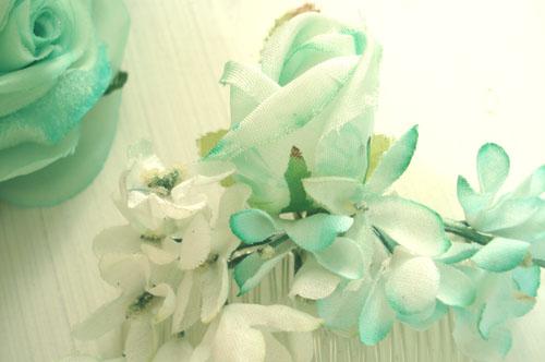Brimfield finds_millinery flowers_4