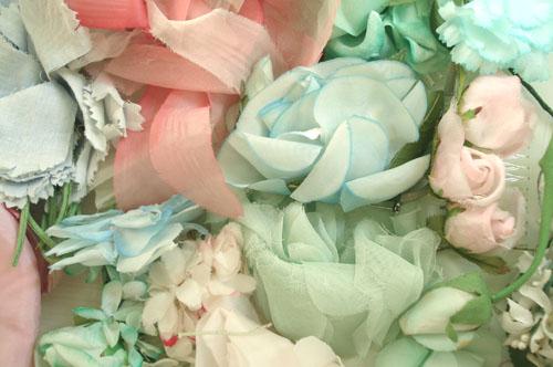 Brimfield finds_millinery flowers_1