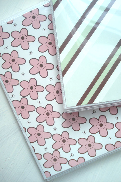 Such Pretty Things Target Tuesday Mini Photo Albums