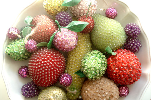 Sequin fruit_4