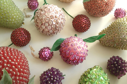 Sequin fruit_9