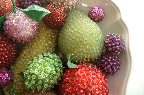 Sequin fruit_3