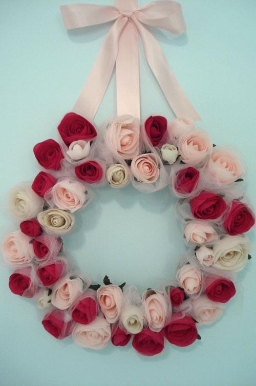 Rose wreath_5