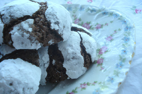 Chocolate crinkles_1