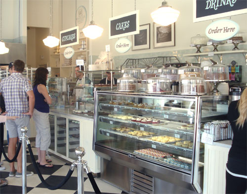 Such Pretty Things Magnolia Bakery Los Angeles