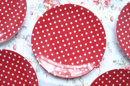 Dot plates_3  sc 1 st  Such Pretty Things - Typepad & Such Pretty Things: Target Tuesday: Pretty Polka Dot Plates