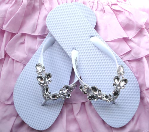 c97466955 Such Pretty Things  Target Tuesday  Bejeweled Flip Flops