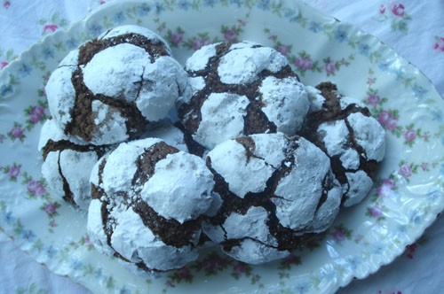 Chocolate crinkles_2