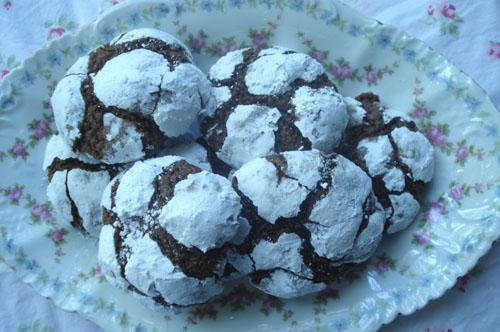Chocolate crinkles_2