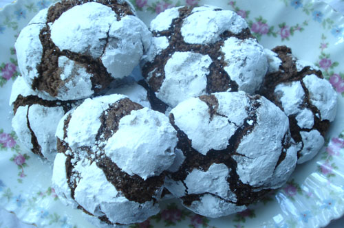 Chocolate crinkles_5