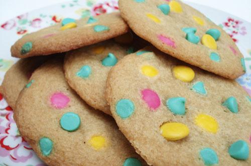 Smartie cookies_1