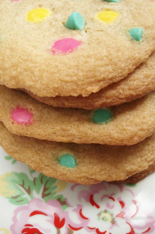 Smartie cookies_11