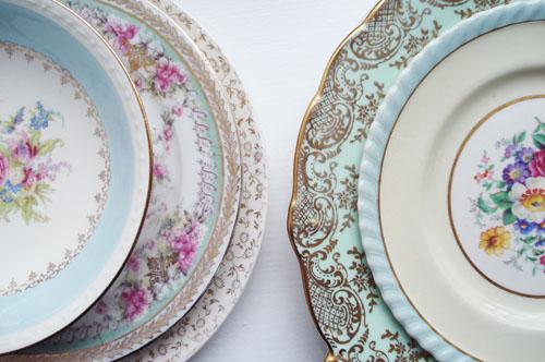 Vintage plates_9