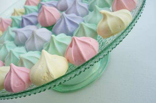 Green cake plate_5