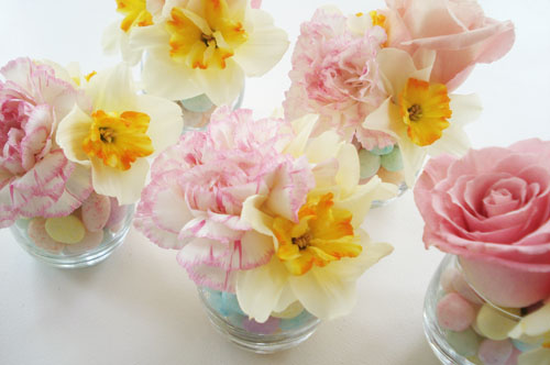 easter flowers_2 - Easter Centerpieces