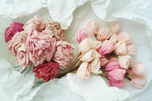 Paper flowers_3