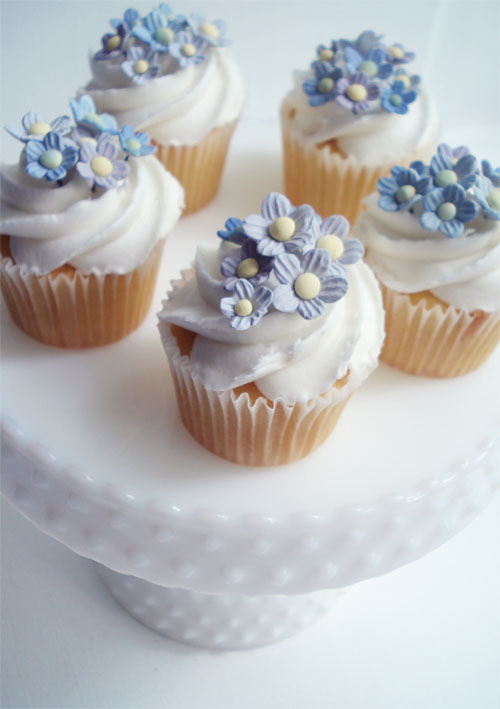 Forget me not cupcakes_8