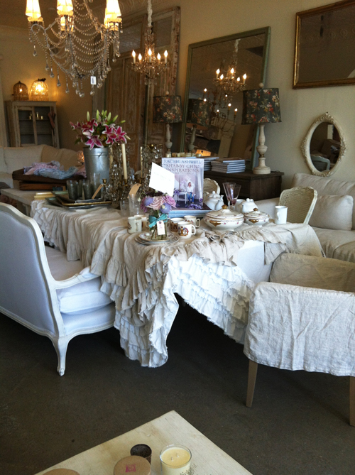 shabby chic couture furniture. Shabby Chic Flowers_4_blog Couture Furniture