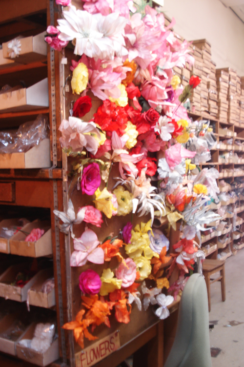 Such pretty things millinery flowers time when millinery flowers were hand made petal by petal where hats were decorated with exotic colorful plumes of feathers and vintage silk ribbons mightylinksfo