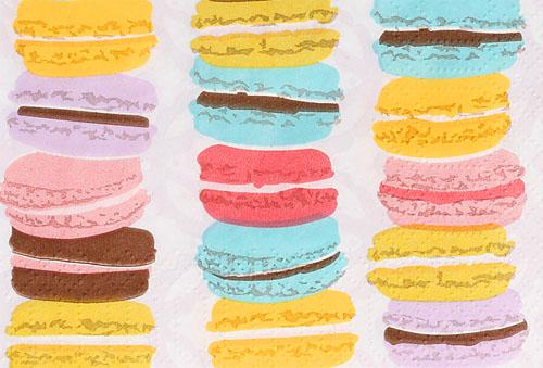 Macaron napkins_1
