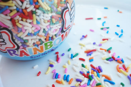 Such Pretty Things: Real Life Sprinkles