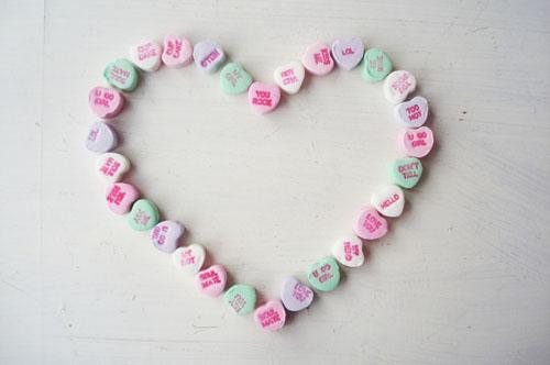 Candy hearts heart_1
