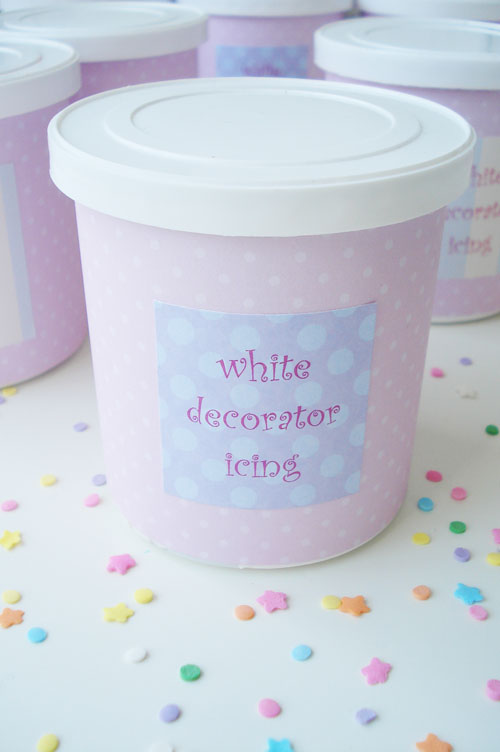 Cake decorating kit_4